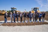 Kroger and Ocado Break Ground on America's First High-Tech Customer Fulfillment Center
