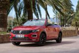 The new T-Roc Cabriolet – refreshingly different