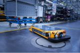 BMW Group is making logistics robots faster and smarter