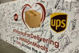 UPS Delivers 5 Millionth Meal To Rural Students And Their Families Impacted By Novel Coronavirus Crisis