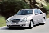 Silver anniversary: 25 years of Mercedes-Benz E-Class in the 210 model series