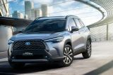 Toyota Unveils Corolla Cross in Thailand, The New Compact SUV with Strength and Functionality